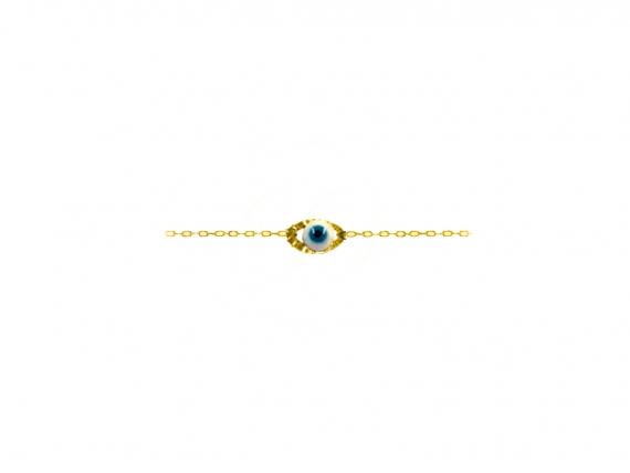oeil eye eyes la boutique de loeil happy porte bonheur bracelet jewell jewellery