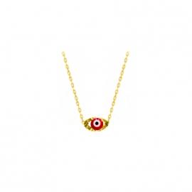 collier oeil eye eyes la boutique de loeil collier bijoux bijou jewell jewellery